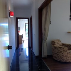 Hotel Ouro Verde интерьер отеля