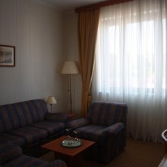 Каравелла отель 3* Апартаменты с разными типами кроватей фото 11