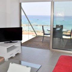 Отель Oceanview Apartment 172 Кипр, Протарас - отзывы, цены и фото номеров - забронировать отель Oceanview Apartment 172 онлайн комната для гостей фото 4