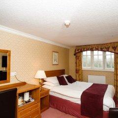 Howfield Manor Hotel комната для гостей