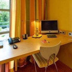 Отель Top Commundo Tagungshotel Ismaning 4* Стандартный номер фото 3