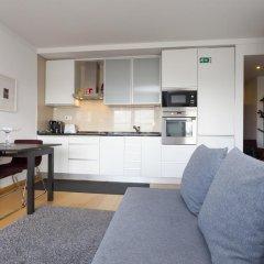 Апартаменты Apartments Lisboa - Parque das Nacoes Студия с различными типами кроватей фото 10