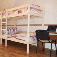 Хостел Амигос Кровать в общем номере с двухъярусными кроватями фото 9