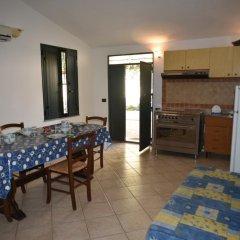 Отель Holiday Home Marilu Синискола в номере