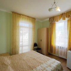 Гостиница Солнышко комната для гостей фото 3