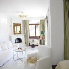 Отель Danai Beach Resort Villas 5* Полулюкс с различными типами кроватей фото 2