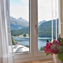 Schweizerhof Swiss Quality Hotel 4* Стандартный номер с различными типами кроватей фото 2