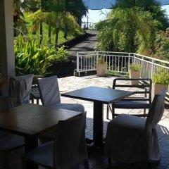 Отель Fare Suisse Tahiti Французская Полинезия, Папеэте - отзывы, цены и фото номеров - забронировать отель Fare Suisse Tahiti онлайн питание фото 2