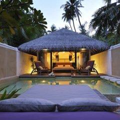 Отель Coco Bodu Hithi 5* Вилла разные типы кроватей фото 11
