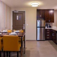 Отель Residence Inn by Marriott Seattle University District в номере
