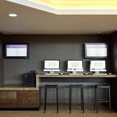 Отель Hyatt Place Amsterdam Airport Нидерланды, Хофддорп - 5 отзывов об отеле, цены и фото номеров - забронировать отель Hyatt Place Amsterdam Airport онлайн интерьер отеля фото 3
