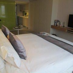 Отель Citadines Central Xi'an Студия с различными типами кроватей фото 6