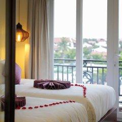 River Suites Hoi An Hotel 3* Номер Делюкс с различными типами кроватей фото 15