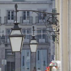 Отель Feel Lisbon B&B балкон