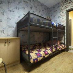 Barbaris Hostel Кровать в мужском общем номере с двухъярусной кроватью фото 3