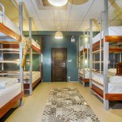Hom Hostel & Cooking Club Кровать в общем номере