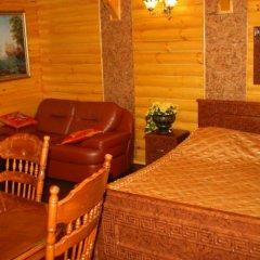 Гостиница Razdolie Hotel в Брянске отзывы, цены и фото номеров - забронировать гостиницу Razdolie Hotel онлайн Брянск комната для гостей фото 3