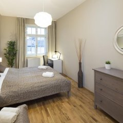 Hotel Apartments Wenceslas Square комната для гостей фото 3