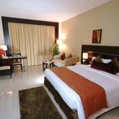 Landmark Hotel Riqqa 4* Стандартный номер с различными типами кроватей фото 3