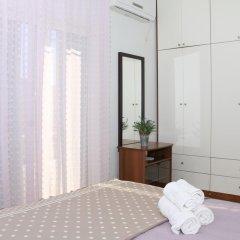 Отель My Ksamil Guesthouse Апартаменты с различными типами кроватей фото 9
