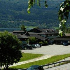 Voss Vandrarheim Hostel парковка