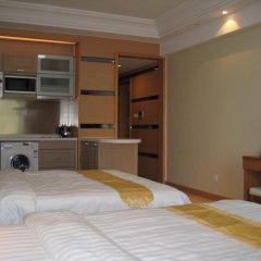 Апартаменты She & He Service Apartment - Huifeng Стандартный номер с 2 отдельными кроватями