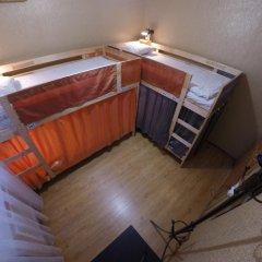 Гостиница Майкоп Сити Кровать в женском общем номере с двухъярусной кроватью фото 3