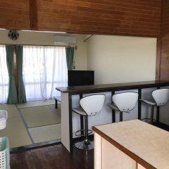 Отель Crystal Inn Onna Центр Окинавы в номере