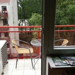 Отель Labo Apartment Польша, Варшава - отзывы, цены и фото номеров - забронировать отель Labo Apartment онлайн балкон