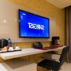 Victoria Crown Plaza Hotel Лагос удобства в номере фото 2