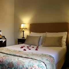 Отель Quinta Da Timpeira 3* Стандартный номер с различными типами кроватей фото 4