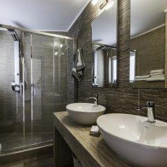 Апартаменты Lyristis Studios & Apartments ванная