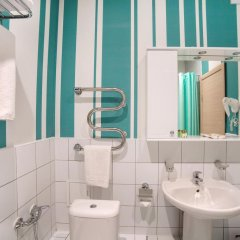 Гостиница Берега 3* Люкс с различными типами кроватей фото 29