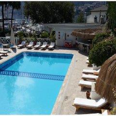 Marina Boutique Fethiye Турция, Фетхие - 1 отзыв об отеле, цены и фото номеров - забронировать отель Marina Boutique Fethiye онлайн бассейн фото 3