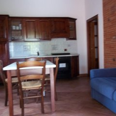 Отель Residence Il Casale Etrusco - Extranet Апартаменты фото 3