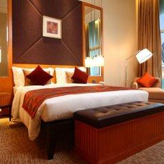 Al Raha Beach Hotel Villas 4* Улучшенный номер с различными типами кроватей фото 2