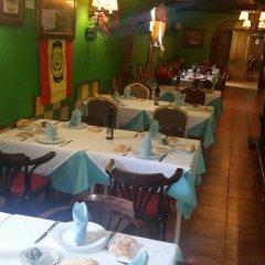 Отель Hidalgo Алькаудете питание фото 3