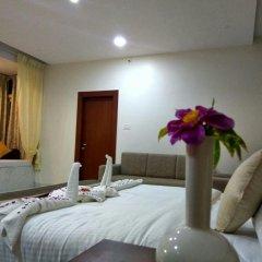 Отель The G Mount Valley Resort & Spa сейф в номере