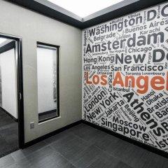 Отель Avenue США, Лос-Анджелес - отзывы, цены и фото номеров - забронировать отель Avenue онлайн интерьер отеля