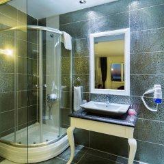 Justiniano Deluxe Resort Турция, Окурджалар - отзывы, цены и фото номеров - забронировать отель Justiniano Deluxe Resort онлайн ванная фото 2