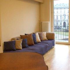 Апартаменты Dabrowskiego Apartment комната для гостей фото 5