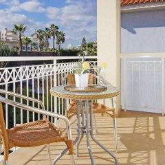 Отель Villa Erinna балкон