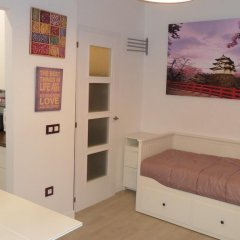 Отель Apartamento Salitre 2 - Lavapiés Испания, Мадрид - отзывы, цены и фото номеров - забронировать отель Apartamento Salitre 2 - Lavapiés онлайн комната для гостей фото 2