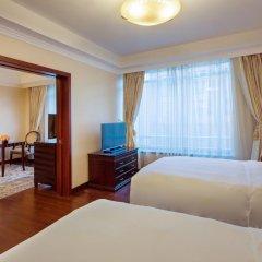 Beijing Hotel Nuo Forbidden City 5* Номер Делюкс с различными типами кроватей фото 3