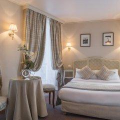 Отель Belloy St Germain 4* Номер Делюкс