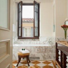 Four Seasons Hotel Firenze 5* Номер Делюкс с различными типами кроватей фото 2
