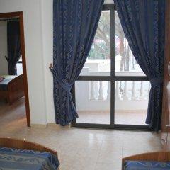 Hotel Kapri 3* Стандартный семейный номер с двуспальной кроватью фото 3