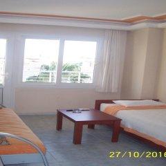 Eylul Hotel 3* Семейный люкс с двуспальной кроватью фото 8