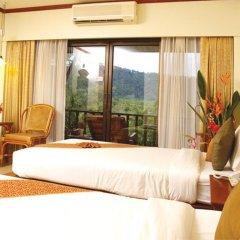 Отель Lanta Casuarina Beach Resort 3* Стандартный номер с различными типами кроватей фото 2