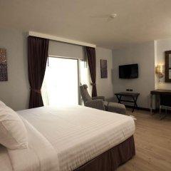 Отель Sukhumvit Suites 3* Номер Делюкс с различными типами кроватей